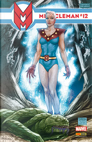 Miracleman #12 by Alan Moore, Mick Anglo