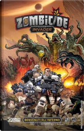 Zombicide Invader by Luca Enoch, Stefano Vietti
