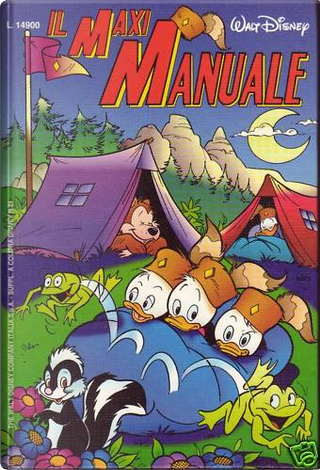 Il Maxi Manuale by Walt Disney