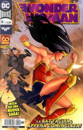 Wonder Woman n. 14 by Mariko Tamaki