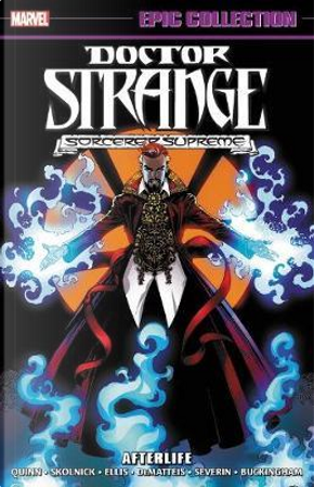 Epic Collection Doctor Strange 13 by Kurt Busiek