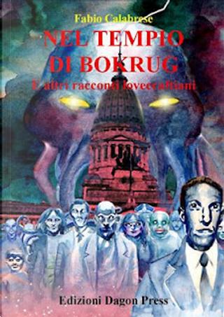 Nel tempio di Bokrug by Fabio Calabrese
