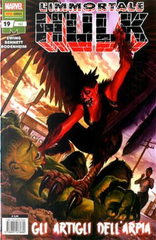 Hulk e i Difensori n. 62 by Al Ewing
