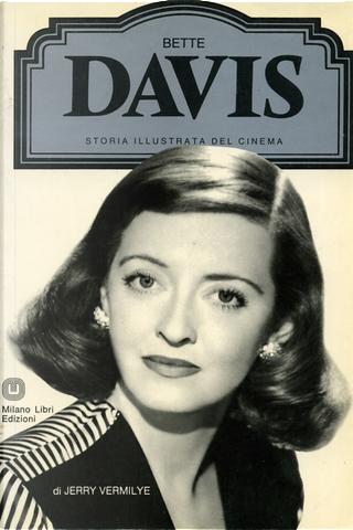 Bette Davis by Jerry Vermilye