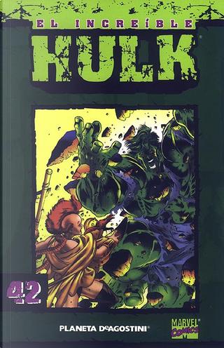 El Increíble Hulk. Coleccionable #42 (de 50) by Peter David