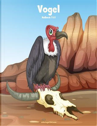 Vogelmalbuch by Nick Snels