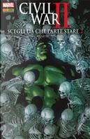 Civil War II: Scegli da che parte stare #2 by Chuck Brown, Declan Shalvey, Greg Pak