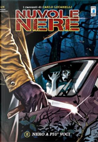 Nuvole Nere n. 2 by Carlo Lucarelli, Fabio Ramacci, Mauro Smocovich