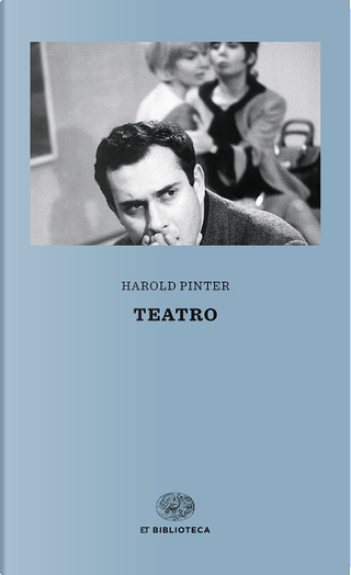 Teatro by Harold Pinter