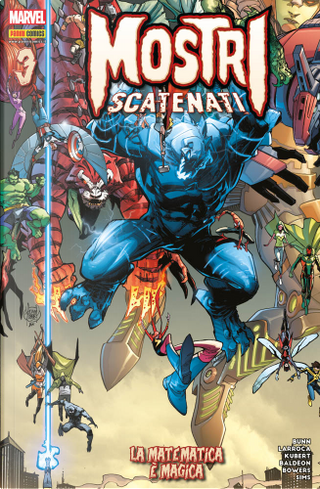 Mostri scatenati Vol. 3 by Chad Bowers, Chris Sims, Cullen Bunn, Jeremy Whitely, Leah Williams