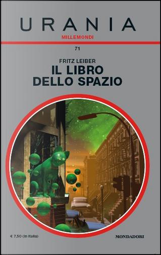 Il libro dello spazio by Fritz Leiber