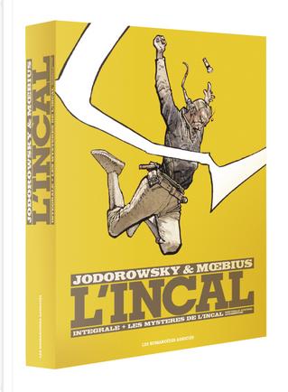 L'Incal by Alejandro Jodorowsky, Jean Annestay, Christophe Quillien