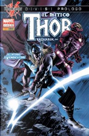 Thor n. 72 by Chuck Austen, Daniel Berman, Michael Avon Oeming