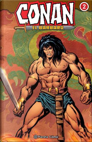 Conan el bárbaro #2 by Roy Thomas