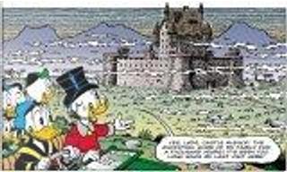Uncle Scrooge #342 by Daniel Branca, Don Rosa