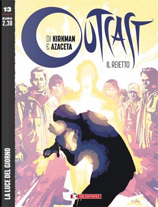 Outcast n. 13 by Robert Kirkman