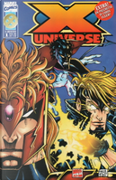 X-Universe n. 1 by Fabian Nicieza, Ken Lashley, Richard Ashford, Terry Shoemaker, Tony Daniel
