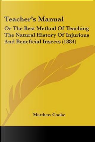 Teacher's Manual by Matthew Cooke