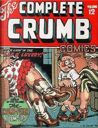 Complete Crumb by ROBERT CRUMB