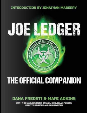 Joe Ledger by Jonathan Maberry