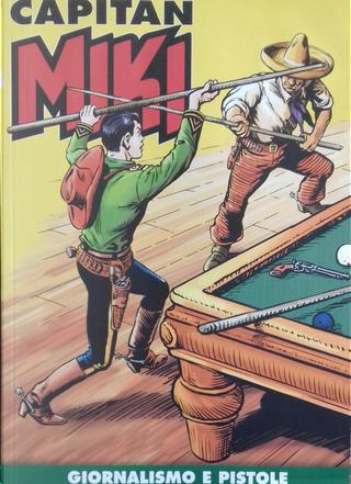 Capitan Miki n. 86 by Cristiano Zacchino, EsseGesse