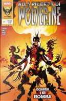 Wolverine n. 375 by Jim Zub