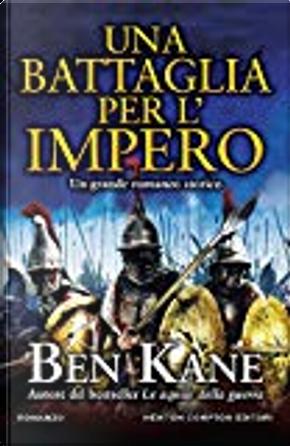 Una battaglia per l'impero by Ben Kane