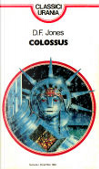 Colossus by D. F. Jones