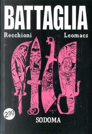 Battaglia n. 4 by Roberto Recchioni, Stefano Marsiglia