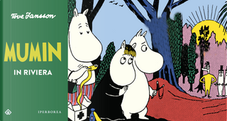 Mumin in riviera by Tove Jansson