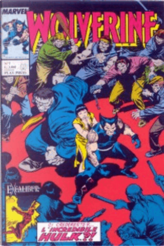 Wolverine n. 7 by Bob Harras, Chris Claremont