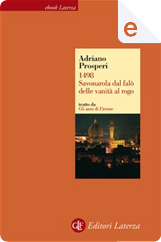 1498 by Adriano Prosperi