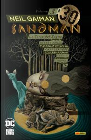Sandman Library vol. 3 by Neil Gaiman