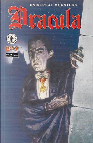 Dracula by Dan Vado, Jonathan D. smith