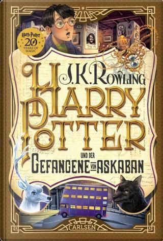 Harry Potter und der Gefangene von Askaban by J.K. Rowling