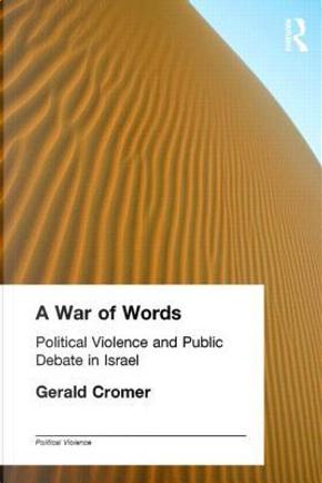A War of Words by Gerald Cromer