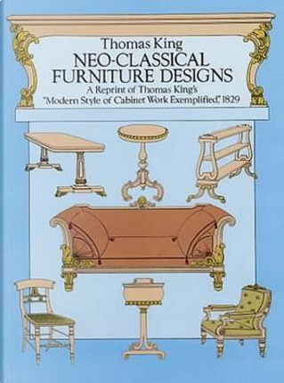 Neo-Classical Furniture Designs by Thomas King
