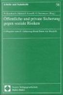 Öffentliche und private Sicherung gegen soziale Risiken by Andreas Hänlein, Jürgen Kruse, Winfried Boecken