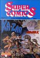 Super Comics n. 12 by Chuck Dixon, John Byrne, Mike Baron, Timothy Truman
