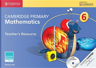 Cambridge Primary Mathematics. Teacher's Resource Book 6. Con CD-ROM by Cherri Moseley