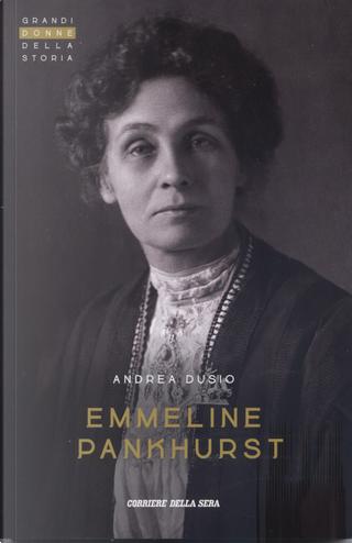 Emmeline Pankhurst by Andrea Dusio