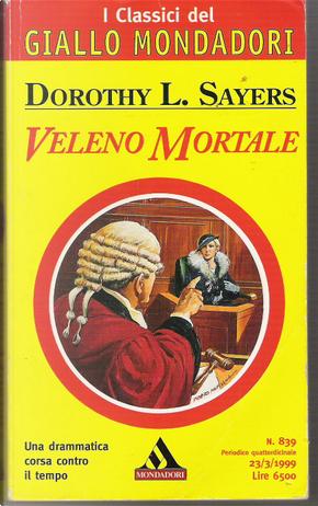 Veleno mortale by Dorothy L. Sayers