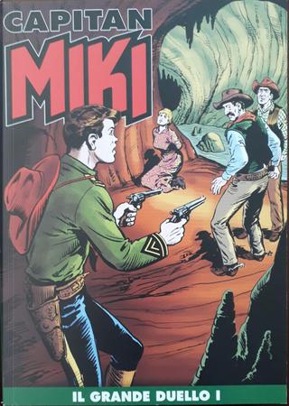Capitan Miki n. 133 by Maurizio Torelli