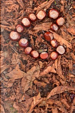 Chestnut Heart in the Leaves Journal by Pen2 Paper