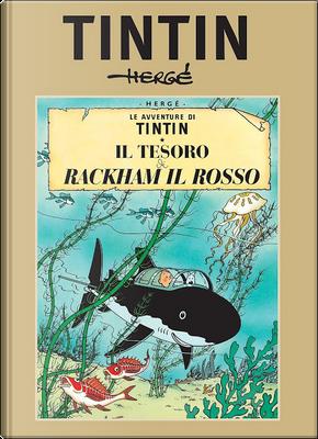 Le avventure di Tintin n. 12 by Hergé