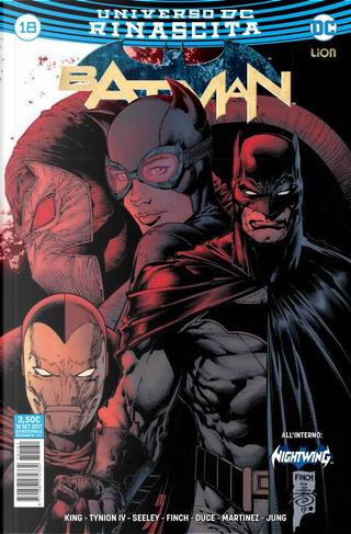 Batman #18 by James Tynion IV, Tom King