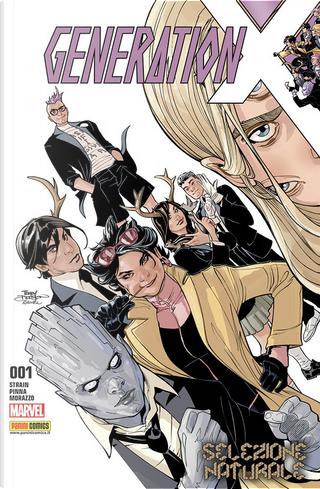 Generation X vol. 1 by Christina Strain