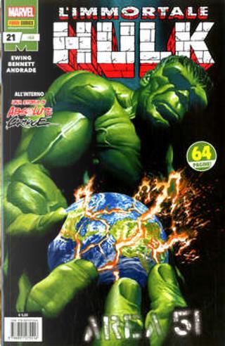 Hulk e i Difensori n. 64 by Al Ewing