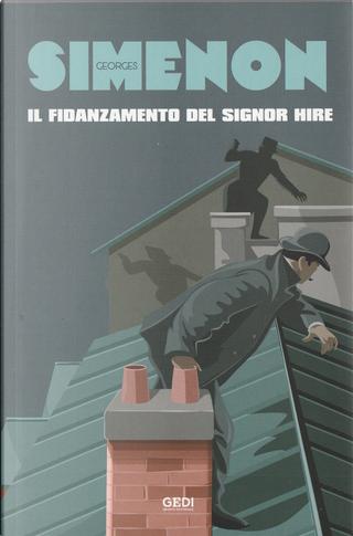 Il fidanzamento del signor Hire by Georges Simenon