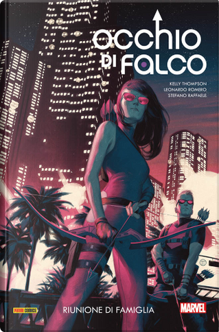 Occhio di Falco vol. 3 by Kelly Thompson